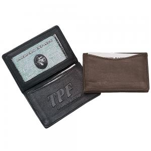 The Brody Leather Card Case