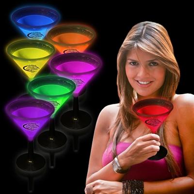 9 oz Glow Martini Glass