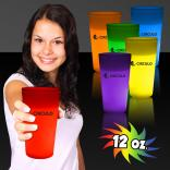 12 oz Glow Cup