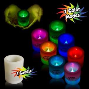Color LED Votive Candle