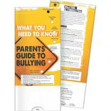 Parents' Guide to Bullying Slide Chart