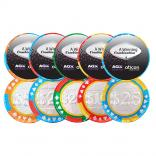 Vegas Poker Chip Chocolate