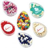 Mini Egg Shaped Candy Container