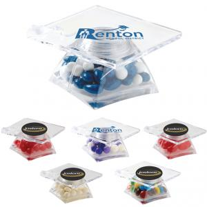 Mini Graduation Cap Candy Container