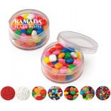 Mini Round Candy Container