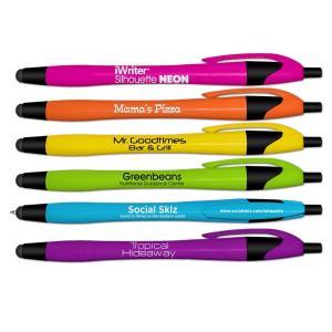 iWriter Neon Silhouette Stylus & Pen