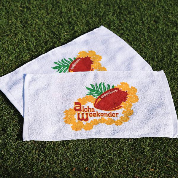 Stadium Lightweight 1.0Lb./Doz. Terry Looped Towel