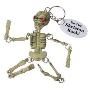 Skeleton Shaped Key Chain