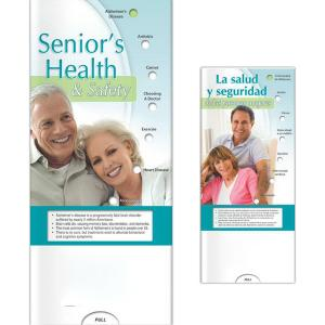 Senior's Health and Safety Slide Chart