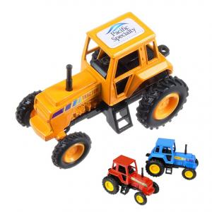 Die Cast Farm Tractor Toy