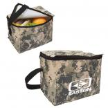 Digital Camouflage 6 Can Cooler