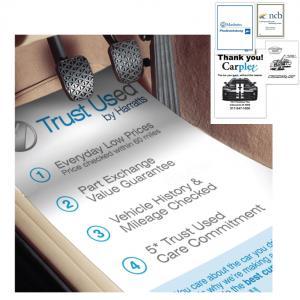 Standard Econo - Auto Paper Floor Mats