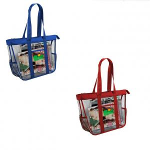 Fashionable Clear Tote Bag with Handles