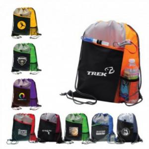 Drawstring Sporty Backpack