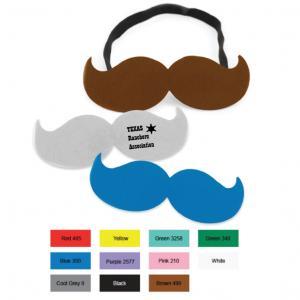 Large Foam Cheering Mustache