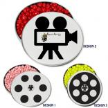 Small Movie Reel Tin