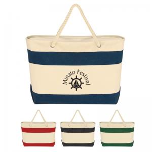 16 oz. Large Tote with Rope Handles