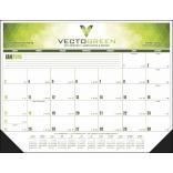 Desktop Blotter Calendars Custom Printed - Desk blotter calendar