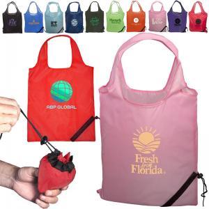 Fruit Shaped Fold Up Shopping Bag