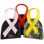 Purse Bag with Awareness Ribbons