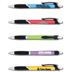 Flashy Retractable  Ball Point Pen