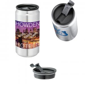 12 Oz. Bay State Stainless Steel Tumbler