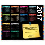 "Custom Calendar 6"" x 7"" Microfiber Cleaning Cloths"