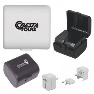 Universal Travel Adapter Set