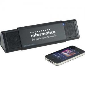 Ifidelity Sideswipe NFC Portable Bluetooth Speaker
