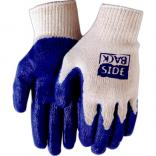 Economy Cotton String Knit Dipped Gloves