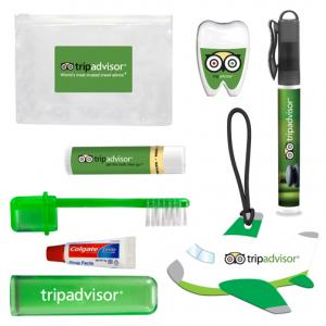 On The Go Travel Essentials Kit