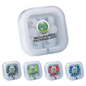 Color Shot Ear Buds with Microphone