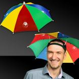 Colorific Umbrella Hat