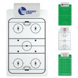 Hockey Clipboard with Jumbo Clip