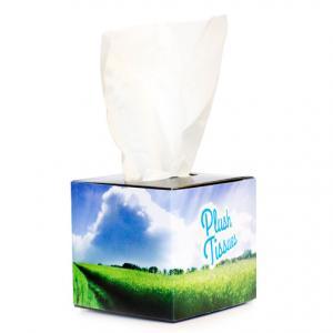 Classic Mini Tissue Box