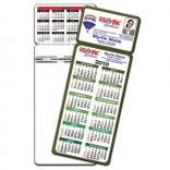 Stick Up Calendar w/ Removable Card
