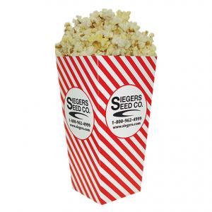 Straight Top Popcorn Box