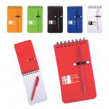 Color Blast Jotter & Pen