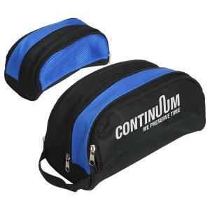 Carry All Spacious Toiletry Cosmetic  Bag