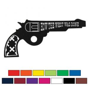 Foam Wild West Pistol Gun